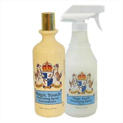 Abrillantador Magic Touch, Crown Royale