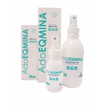 ADO EQMINA SPRAY - CLORHEXIDINA 70 ml.