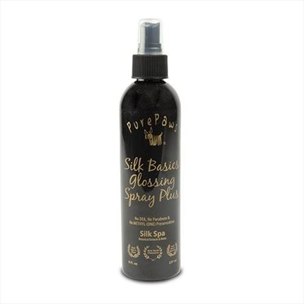Silk Basics Glossing Spray - Abrillantador